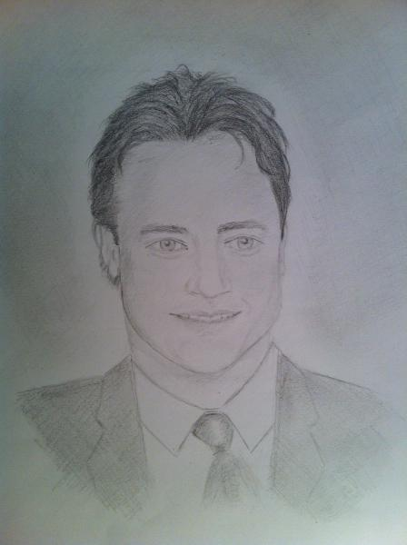 Brendan Fraser by Hasiss